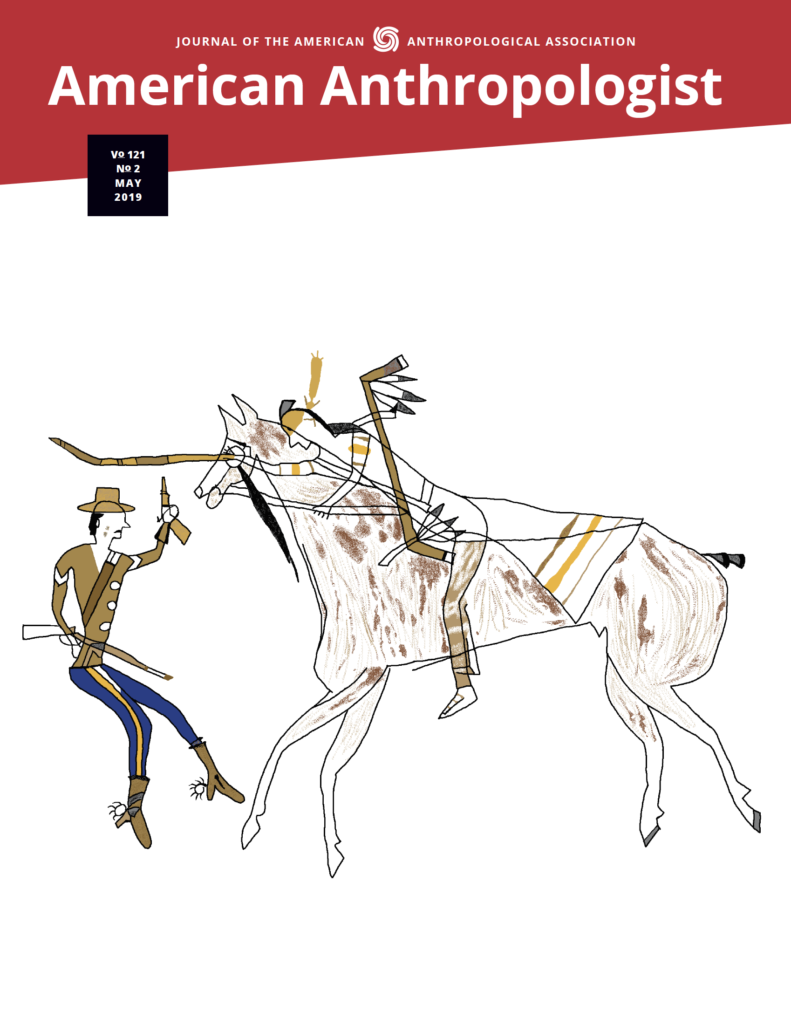 Bad Habitus: Anthropology in the Age of the Multimodal is in American Anthropologist 121(2), May 2019.