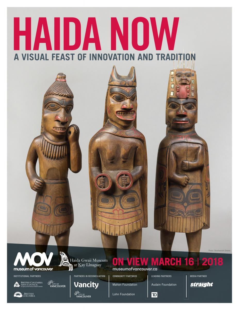 Haida Now_Small Poster